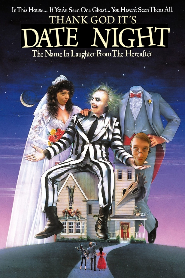 beetlejuice podcast poster