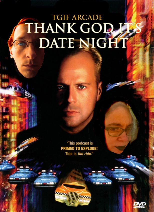 The Fifth Element Date Night Poster