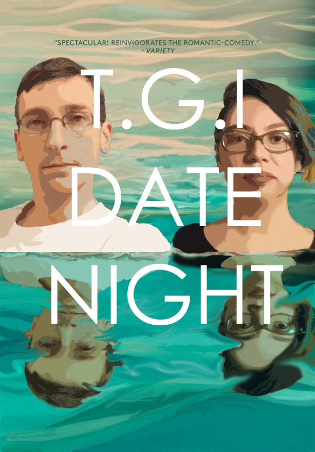 The One I Love Date Night Poster